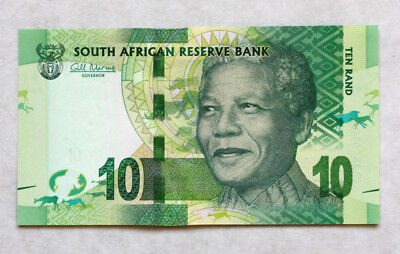 10 Rand, Bank of South Africa,
