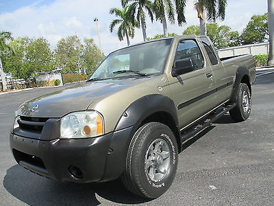 2002 Nissan Frontier xe 4x4 FRONTIER XE 4X4 GREAT CONDITION FLORIDA TRUCK MUST SEE 4X4 TRUCK