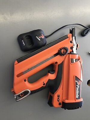 Paslode XP 30 degree Gas Framing Nailer