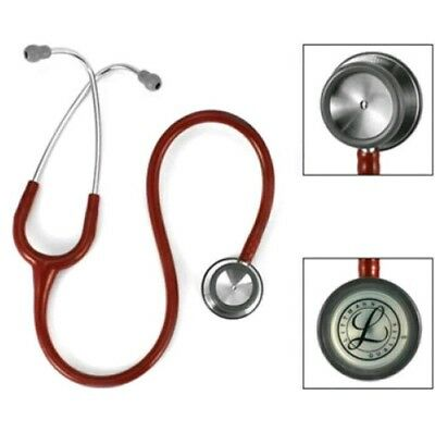 Littmann® Classic II S.E Stethoscope: 2211 Burgundy Coopers Care UK