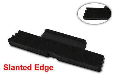 Extended Slide Lock Release Lever Black For Glock 17 19 20 21 23 & more--089