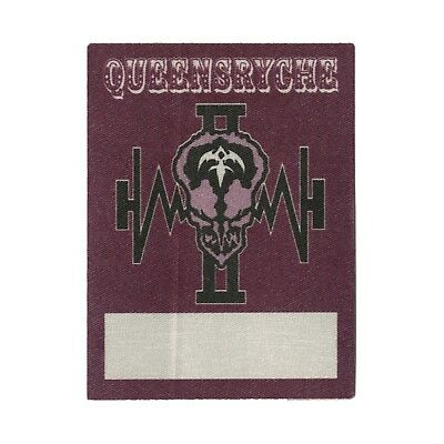 Queensryche authentic 2006 Operation Mindcrime II Tour Backstage Pass