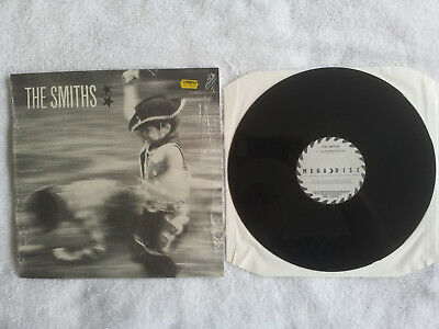 "THE SMITHS - The Headmaster Ritual - Belgium 12"" 1985 - Very Rare MINT copy"