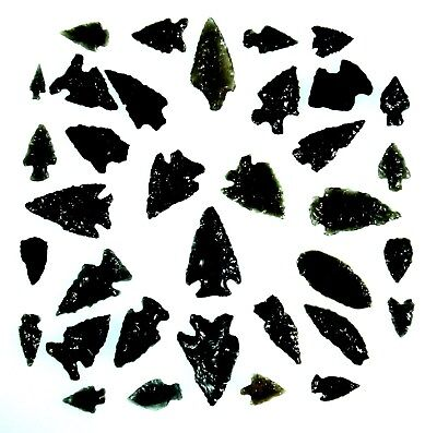 Great Basin Arrowhead Collection *  Fort Rock, Oregon * Authentic *