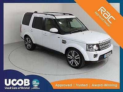 2014 Land Rover Discovery 4 3.0 Sd V6 Hse Luxury 5Dr Estate Diesel