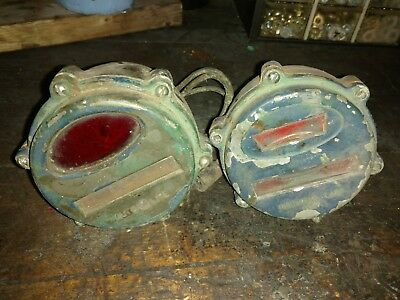 M38 M38A1 Willys Jeep M37 Dodge Truck G740 G758 G741 Tail Lights