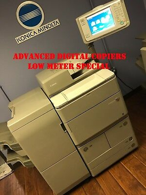 CANON IR Advance 8295 ir8295 imageRUNNER 8295 with low counter low counter