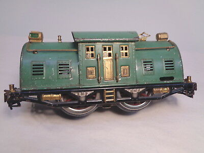 Lionel 10 Or 10E Electric Peacock Loco Standard Gauge #x3755