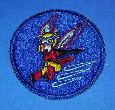 Original Cut-Edge Ww2 Aaf Women's Air Ferrying Command Patch