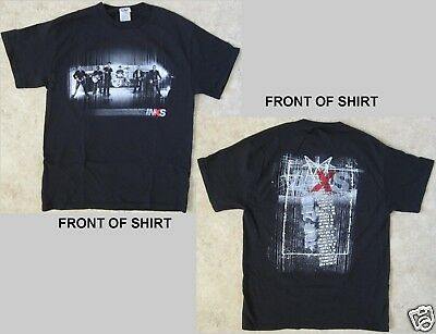 INXS Tour 2006 Size Medium Black T-Shirt