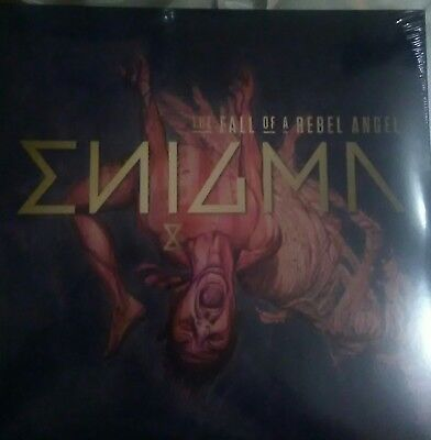 Enigma - The Fall Of A Rebel Angel Vinyl LP Record - Brand New - Sealed