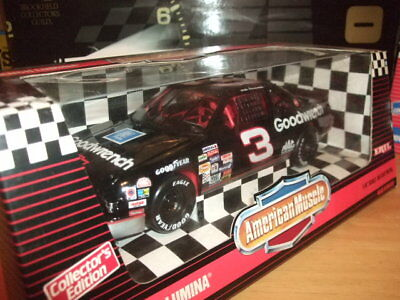 Dale Earnhardt Sr. #3 Goodwrench 1991 Chevy Lumina 1/18 Scale Ertl
