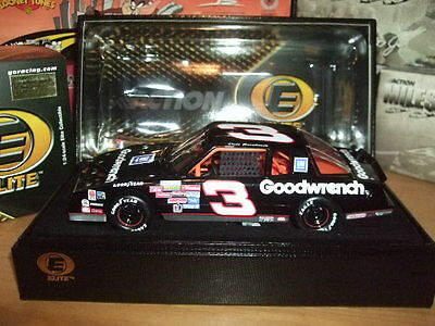 Dale Earnhardt #3 Gm Goodwrench Service Elite Areo Coupe 1988 Monte Carlo 1/24