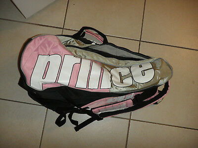 Prince Tennis Racquet Carry Case Racquet Bag