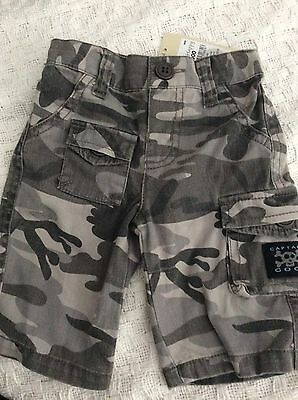 Bnwt New With Tags Pair Of Baby Pants - Boys Size 000