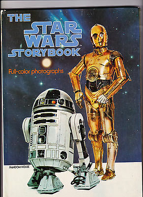 Books Star Wars Storybook - Near Mint Condition