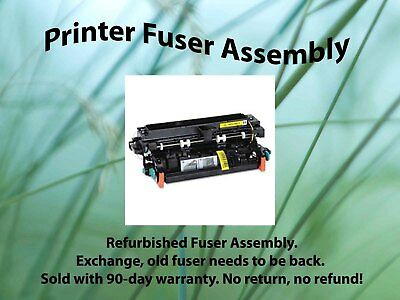 Fuser Assembly for Lexmark T650 T652 T654 40X4418 with Core Exchange