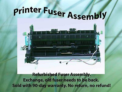 Fuser Assembly for HP Laserjet 3000 3600 3800 CP3505 RM1-2763 No Core Exchange