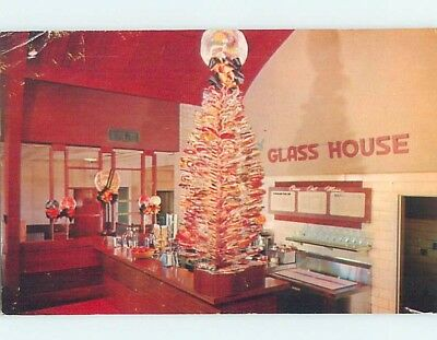 Pre-1980 LOLLIPOP TREE AT GLASS HOUSE RESTAURANT ho5018