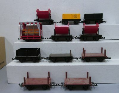 Assorted Small LGB Freight Cars (11)