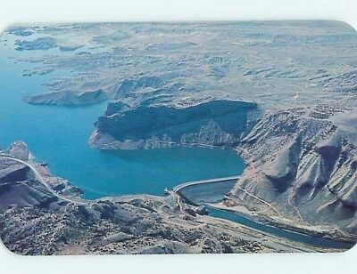 Unused Pre-1980 AERIAL VIEW Thermopolis Wyoming WY A3918