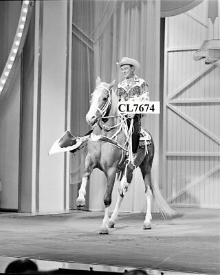 Roy Rogers Perform on the Television Series 'The Hollywood Palace' Photo