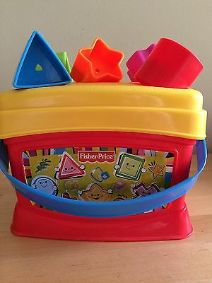 Fisher Price Shapes Sorter