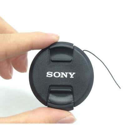 1 PCS New 55mm  Front Lens Cap for Sony