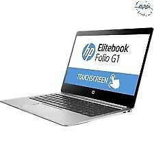 "HP EliteBook Folio 1020 G1 2.6GHz max turbo M-5Y51 12.5"" 8 GB-180 SSD Touch Scre"