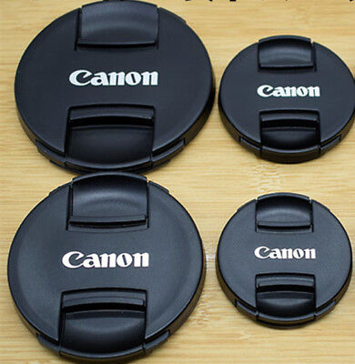 1 PCS New Front Lens Cap 49mm for CANON