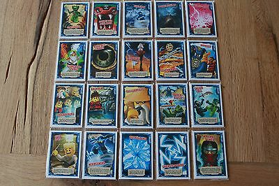 LEGO Ninjago™ Series 2 Action Cards 101 - 140 Choose Trading Cards Aktion