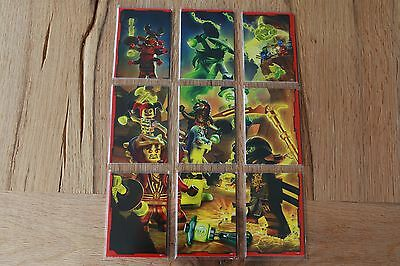 LEGO Ninjago™ Series 2 Puzzle Cards 181-216 Choose From All 4 Puzzles