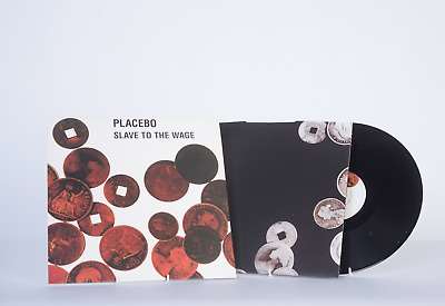 'Slave To The Wage' Vinyl Single