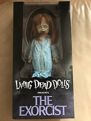 Living Dead Dolls The Exorcist Regan Doll in stock UK