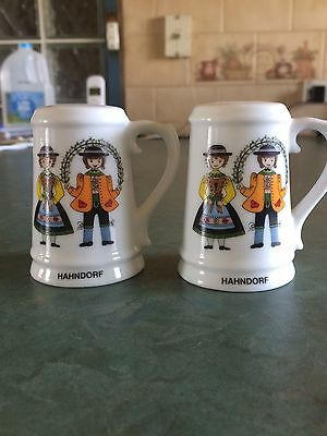 Hahndorf Salt and Pepper Shakers