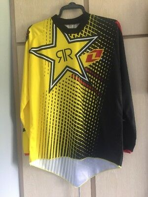 Cycle Jersey(NEW) ONE Industries ATOM ROCKSTAR  Size M