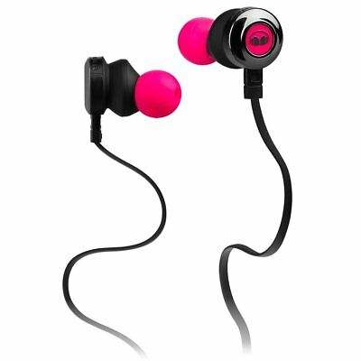 Monster Clarity High Definition In-Ear Headphone - Neon Pink