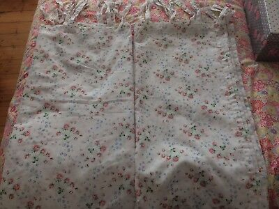 Ikea Curtains / Net Curtains Floral Emmie Knobb Now Discontinued