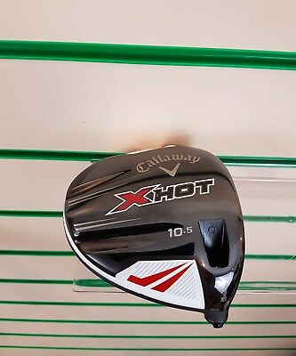 Callaway X Hot Driver Head Only / 10.5 Degree / Very Good Condition/ #0116