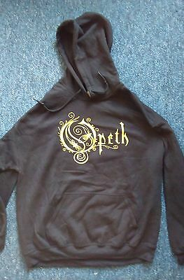 Opeth Hoodied top from Sorceress 2016 European tour
