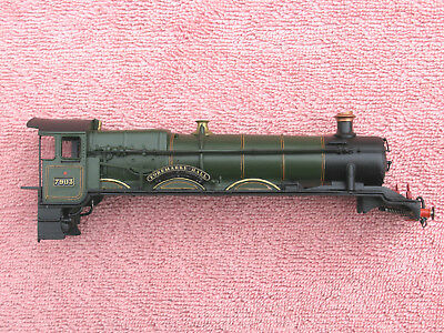 Hornby: Re-Worked Bodyshell - 'foremarke Hall' - Gwr Hall Class Loco - V.g.c.