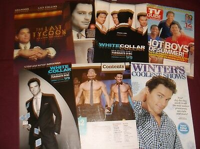 Matt Bomer - Clippings