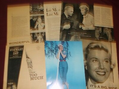 Doris Day - Clippings  (Lot B)