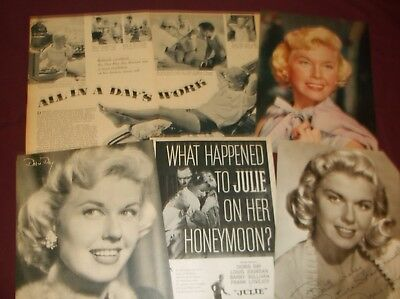 Doris Day - Clippings  (Lot C)