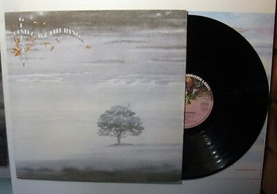 """Genesis """"wind And Wuthering"""" Vinyl Lp (Charisma 9124 003; D-1977)  Vg++"""