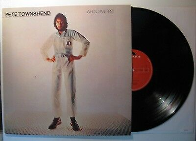 """Pete Townshend """"who Came First"""" Vinyl Lp (Polydor 2485208; Nl-1972)  M-"""