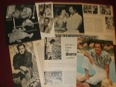 John Derek - Clippings