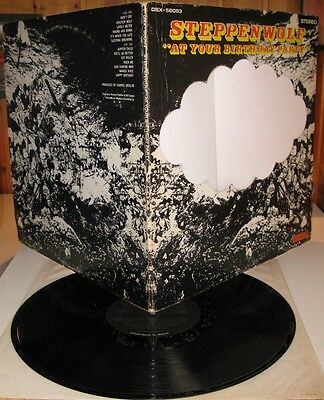 """Steppenwolf """"at Your Birthday Party"""" Vinyl Lp (Dsx500-53; Usa-1972)  Vg+"""