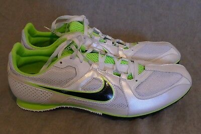 promo code 58fc2 c321b NEW New Nike Mens Zoom Rival MD 6 Track Spike Running Shoes 468648-103 sz
