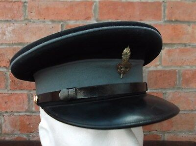 Post WWII Officers Education Corps Dress Cap Good condition. Size  6 3/4 (55cm)